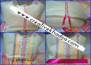 Weaving Handbag Tutorial