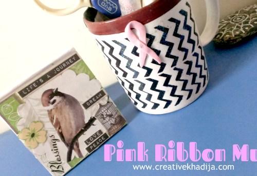 Pink Ribbon Bow Campaign
