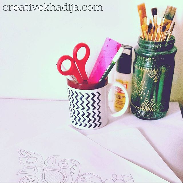 Random Bits of Creativity from My Craft Room