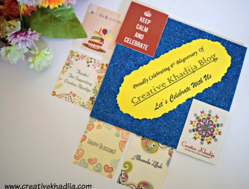 creativekhadija-6th-blog-birthday-celebrations