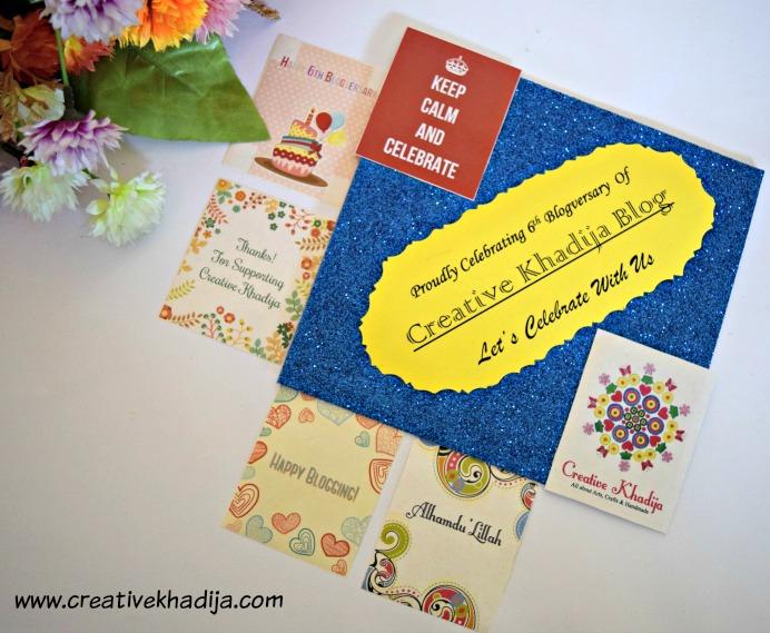 creativekhadija-6th-blog-birthday-celebrations