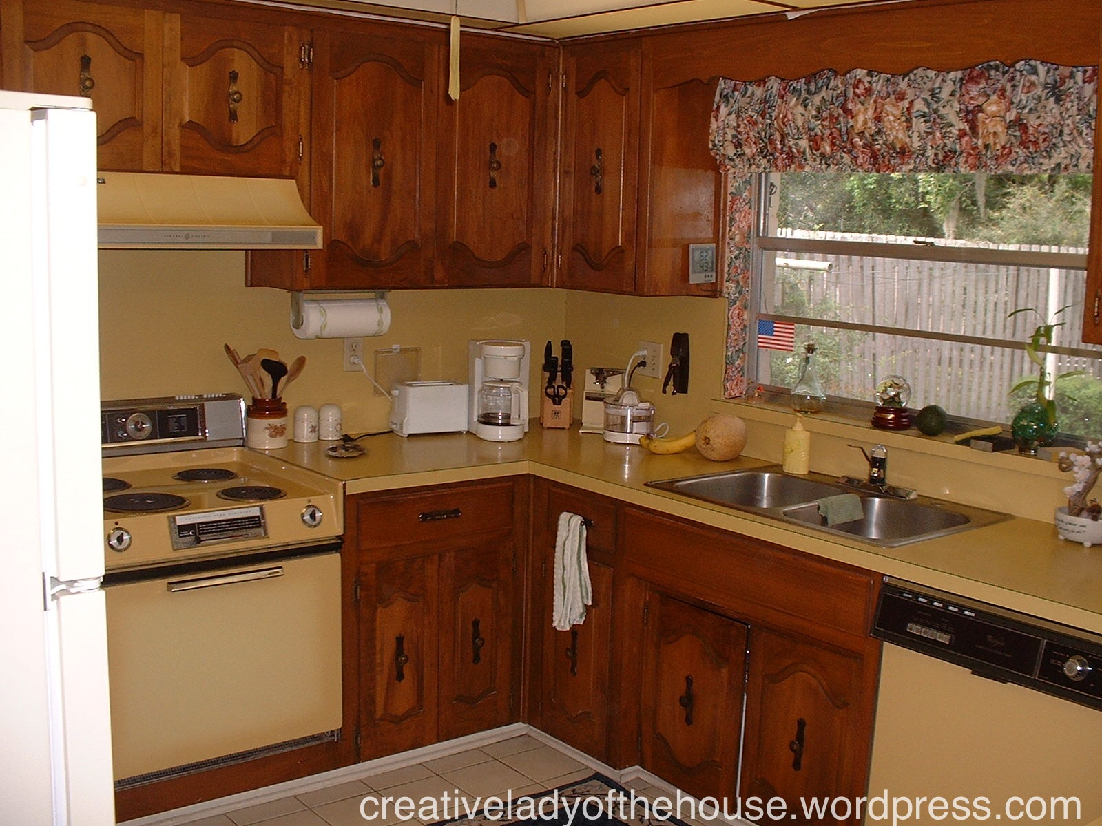 kitchen makeover old kitchen cabinets As