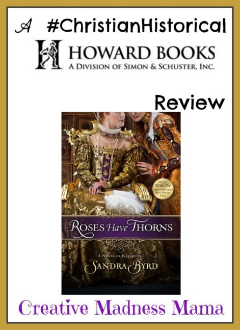 Roses Have Thorns #amreading #christianhistorical #book #review