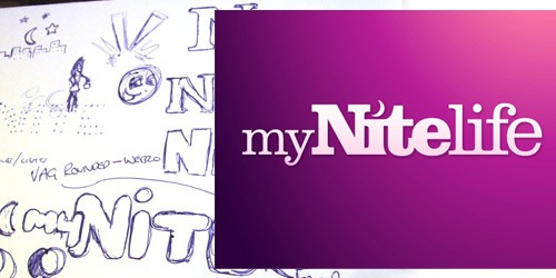 mynightlife 30 Professional Logo Design Processes Revealed