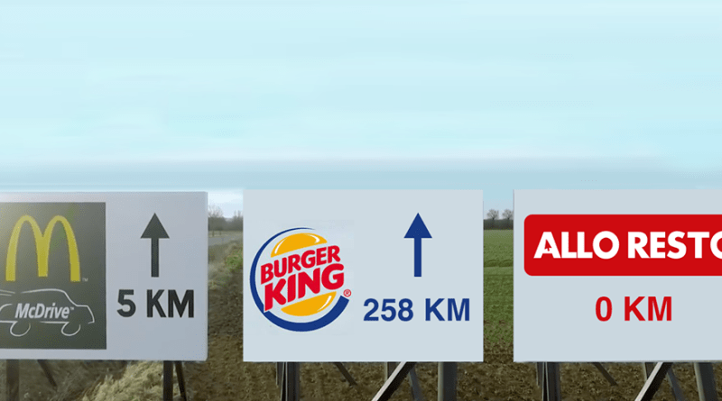 Mcdonald's vs Burger King vs Alloresto