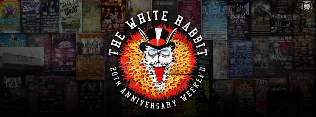 C/O of The White Rabbit 20th Anniversary Facebook Page