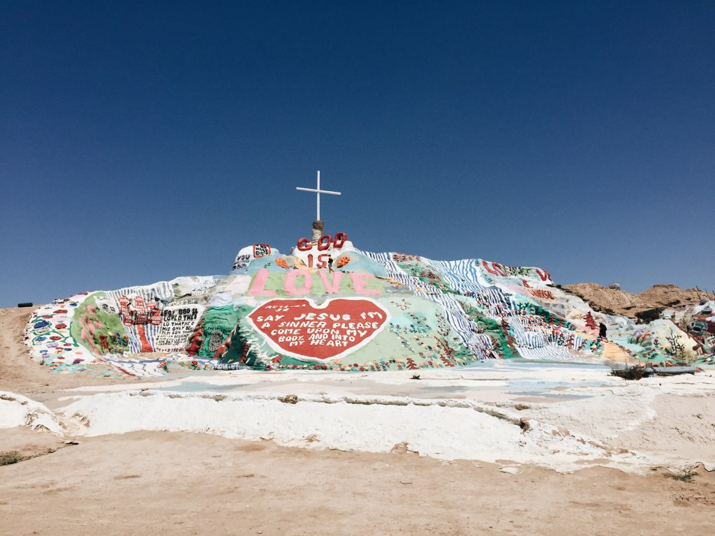 palm springs coachella salvation mountain creative stay weekend adventure
