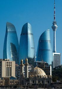 Baku_Flame_Towers
