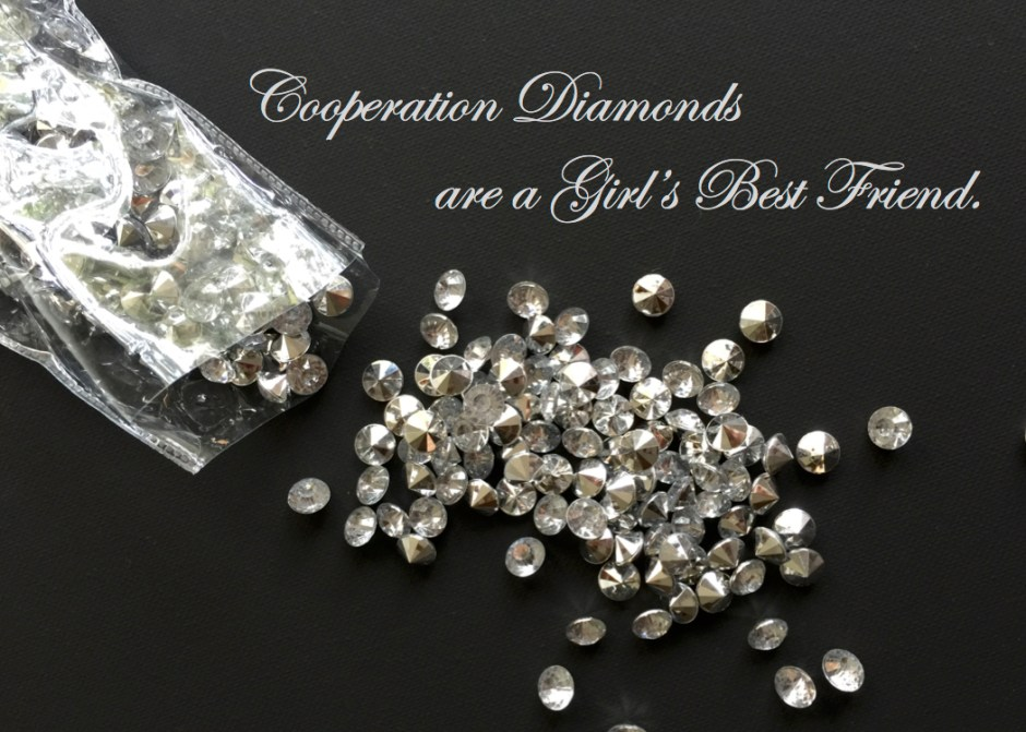Cooperation Diamonds
