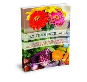 Lay the Groundwork Garden Workbook