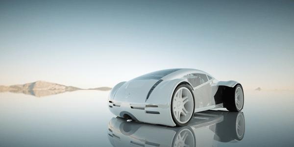 lexus concept car