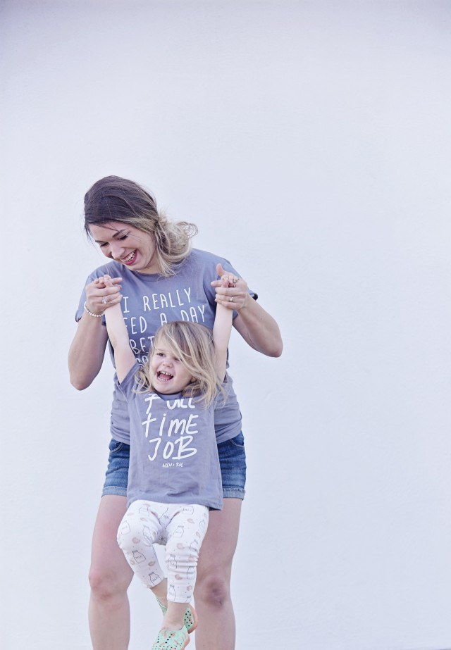 Styling Graphic Tees With Alley And Rae + Coupon Code ...