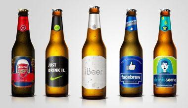 Si las marcas fueran una cerveza