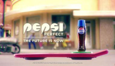 Pepsi y su Regreso al Futuro