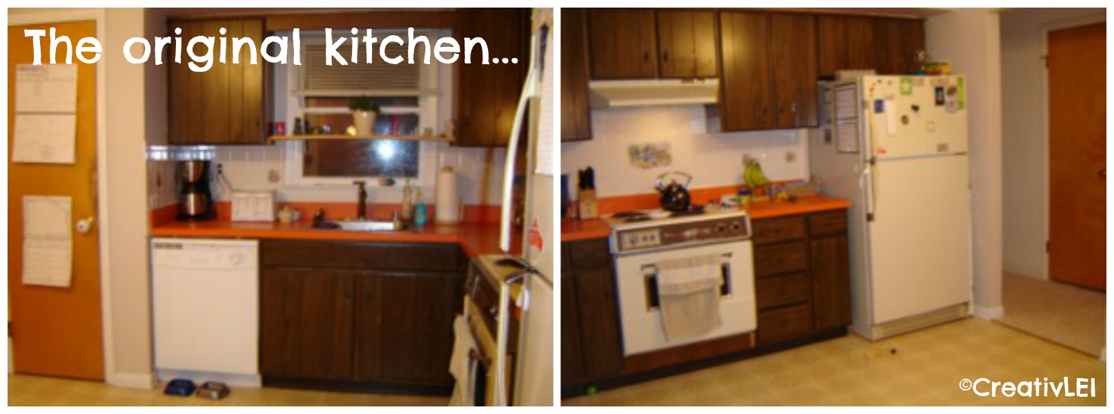 operation new kitchen diy remodel diy kitchen remodel original kitchen