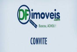 Convite: Lançamento do site DF Imóveis