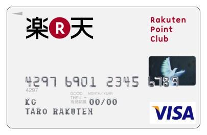rakuten card