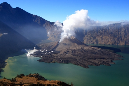 Indonesia Itinerary 2015 and a new tagline