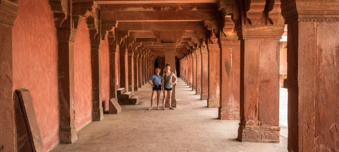 India Day 10-11:  Fathepur Sikri and the long drive back