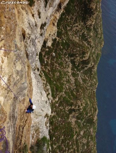 Stage découverte de l'escalade - cap canaille - grazie amici