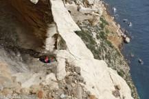 Stages escalade dans les Calanques (Marseille)