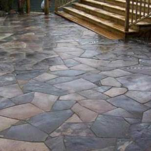 patio designs for walkout basement