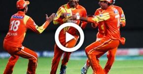 watch Lahore Lions vs Perth Scorchers CLT20 2014 Highlights
