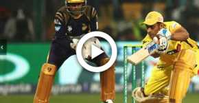 The CSKvKKR CLT20 2014 final was played in Bengaluru, India. You can watch Chennai Super Kings Vs Kolkata Knight Riders CLT20 2014 Final Highlights here.