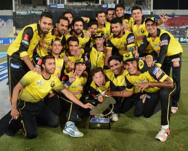 Khyber Pakhtunkhwa Wins Pakistan Cup 2016