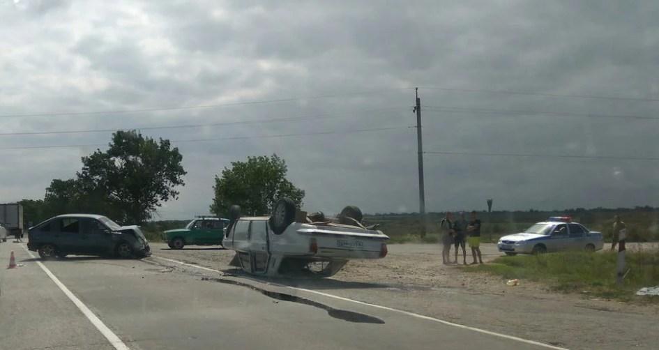 ДТП в Крыму: 19 июля