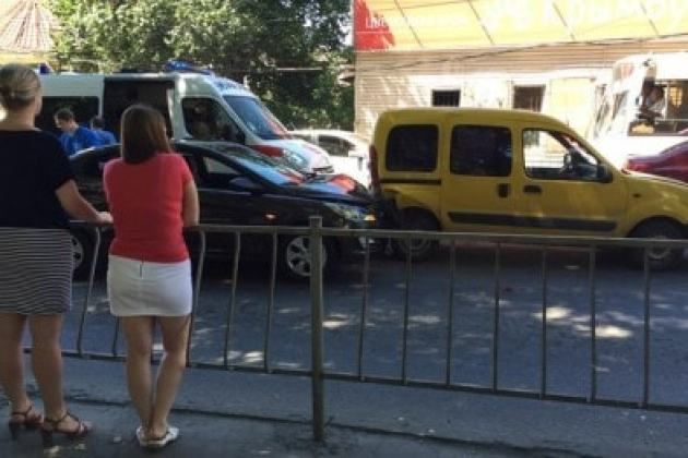 ДТП в Крыму: 13 июля