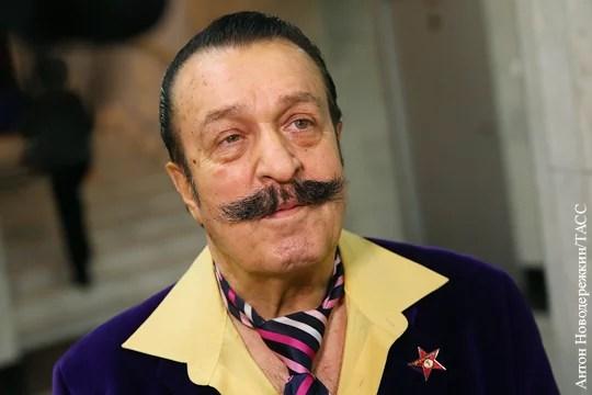 ВКиеве отменили концерт известного вКрыму короля русского шансона