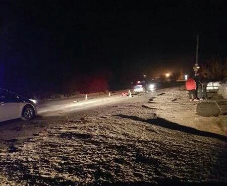 Натрассе Симферополь-Красноперекопск женщина погибла под колесами 2-х авто— водители исчезли