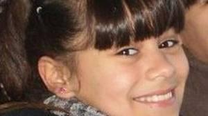 Candela tenía once años cuando fue asesinada.