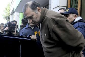 Mangieri fue procesado con prisión preventiva.