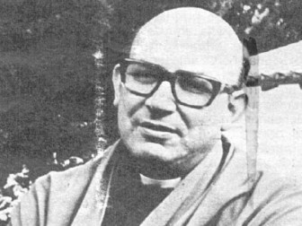 El obispo Enrique Angelelli.