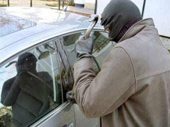 Los robos de autos crecieron durante lo que va del año.