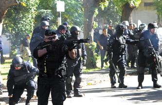 El juez López ordenó las indagatorias por la represión.