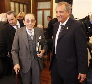 Fayt es el ministro más antiguo de la Corte.