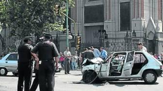 Carrera asegura que estaba inconsciente cuando atropelló a las tres personas.