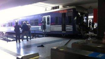 El maquinista no había reportado fallos en el tren.