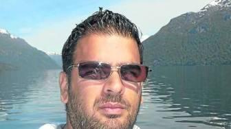 La policía identificó a uno de los sospechosos de la muerte de Paparini.