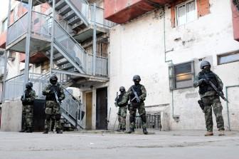 La Policía realizó más de 4 mil operativos.