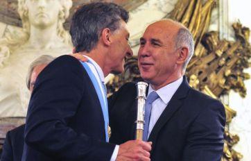 Lorenzetti  desconfiaba de Macri.