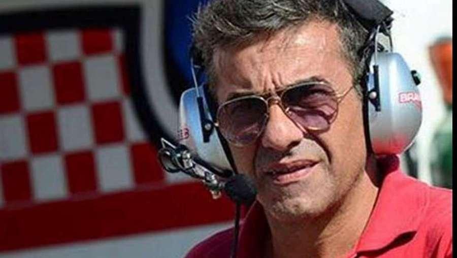 Ferrari estuvo una semana desaparecido.