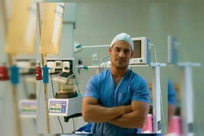 Billiris trabajaba como médico anestesista.