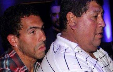 Elpapá de Tevez fue secuestrado en 2014.