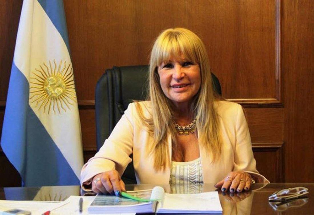Ayala fue intendenta de Resistencia.
