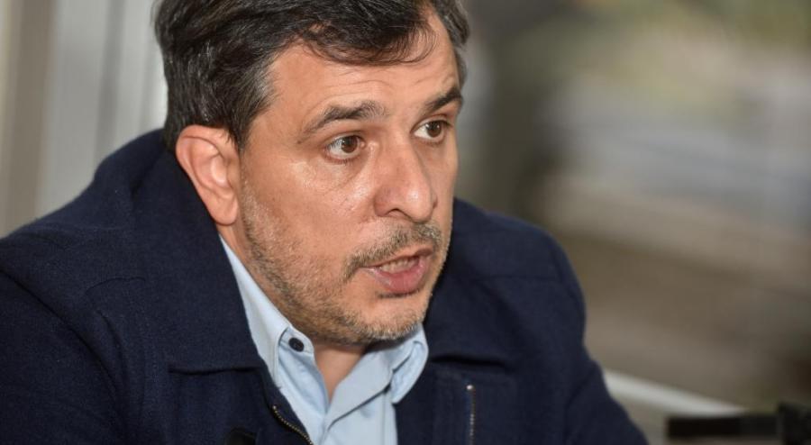 Diego Hak, el funcionario denunciante.