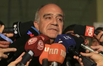El juez Carzoglio acusó al jefe de los fiscales.
